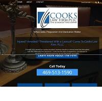 Cooks Law Firm, PLLC