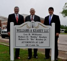 Williams & Keahey LLC
