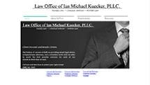 Law Office of Ian Michael Kuecker, PLLC.